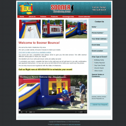 Sooner Bounce Inflatables - Soonerbounce.com